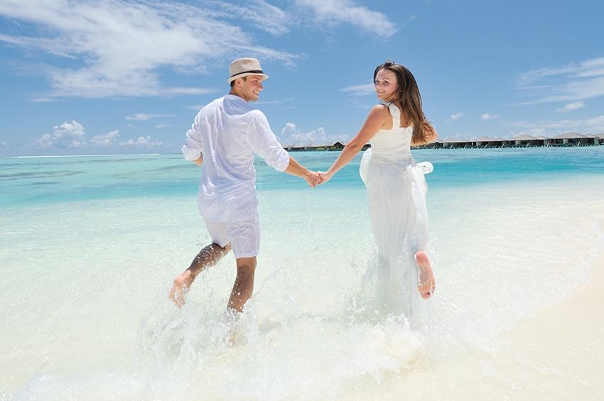 Свадебное путешествие - Мальдивы