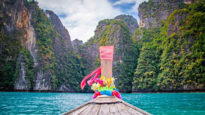 Свадебное путешествие - Тайланд