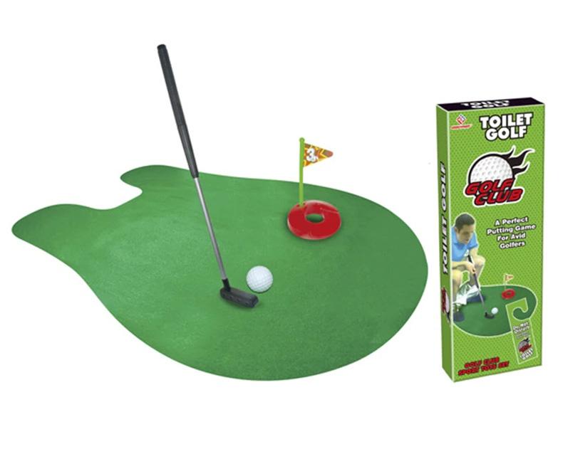 Туалетный мини гольф