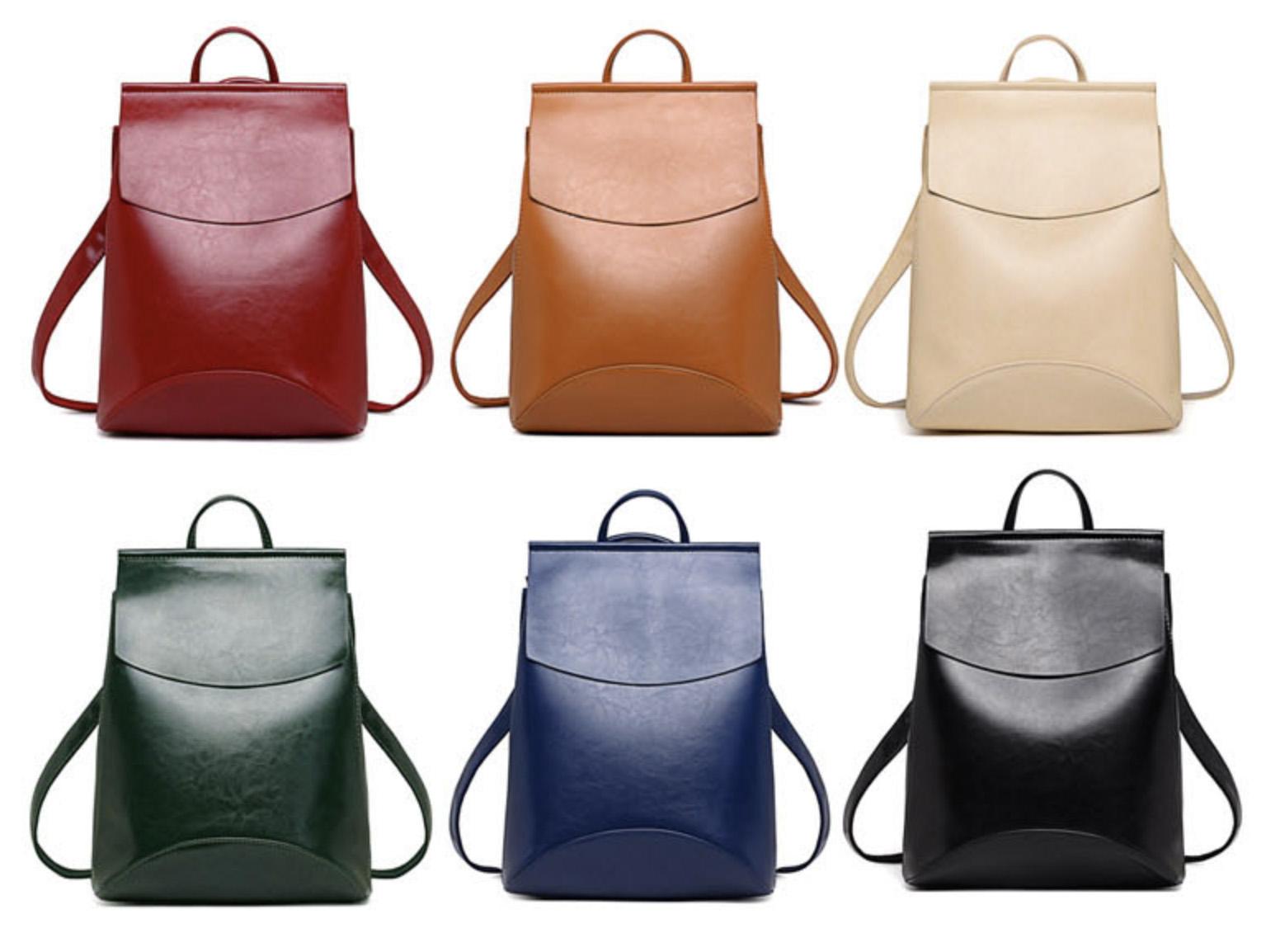 Выбираем женский рюкзак на Алиэкспресс