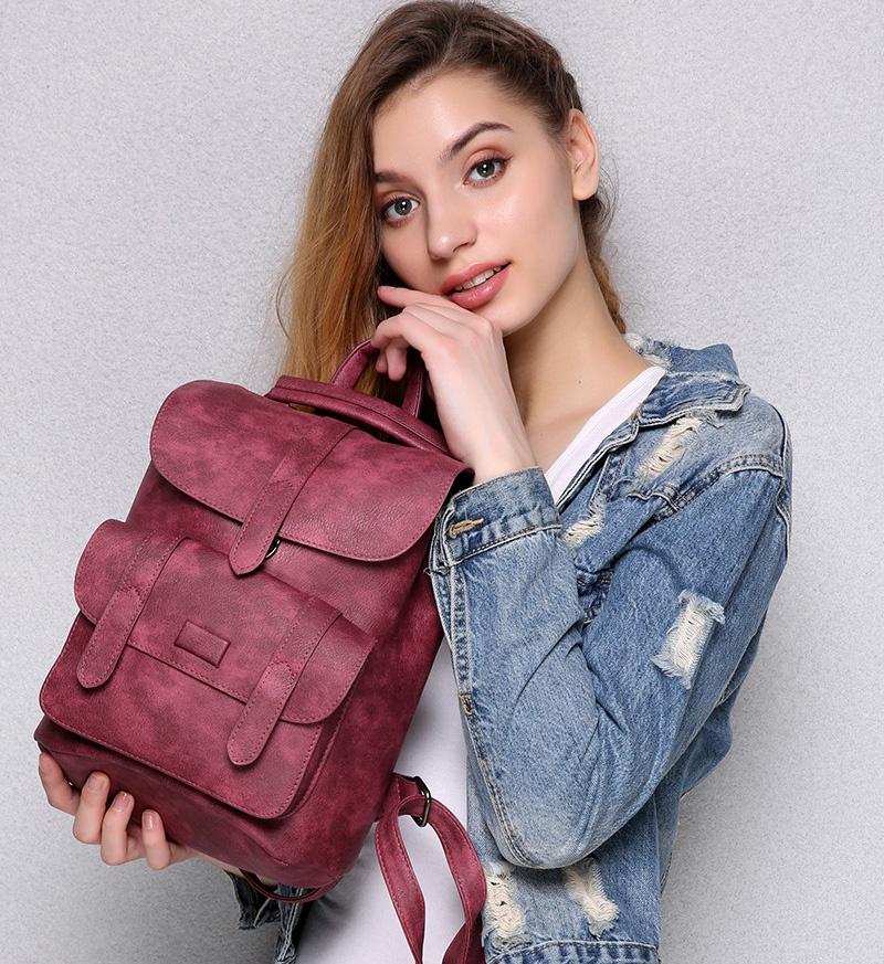 Женский рюкзак с Алиэкспресс 5