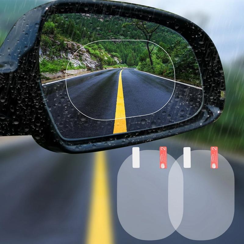 Пленка для зеркал авто