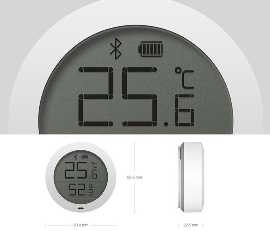 Термометр гигрометр Сяоми