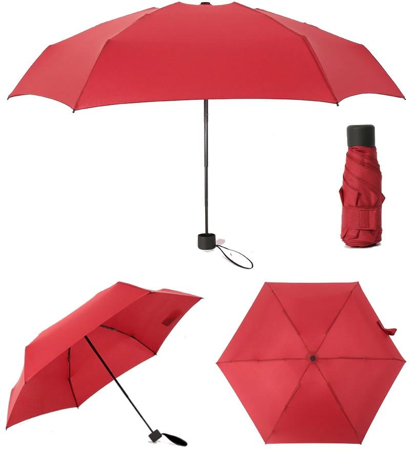 Складной мини зонт