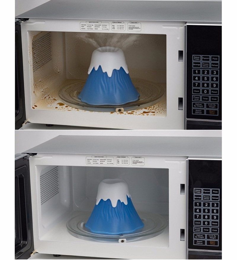 Вулкан для микроволновки