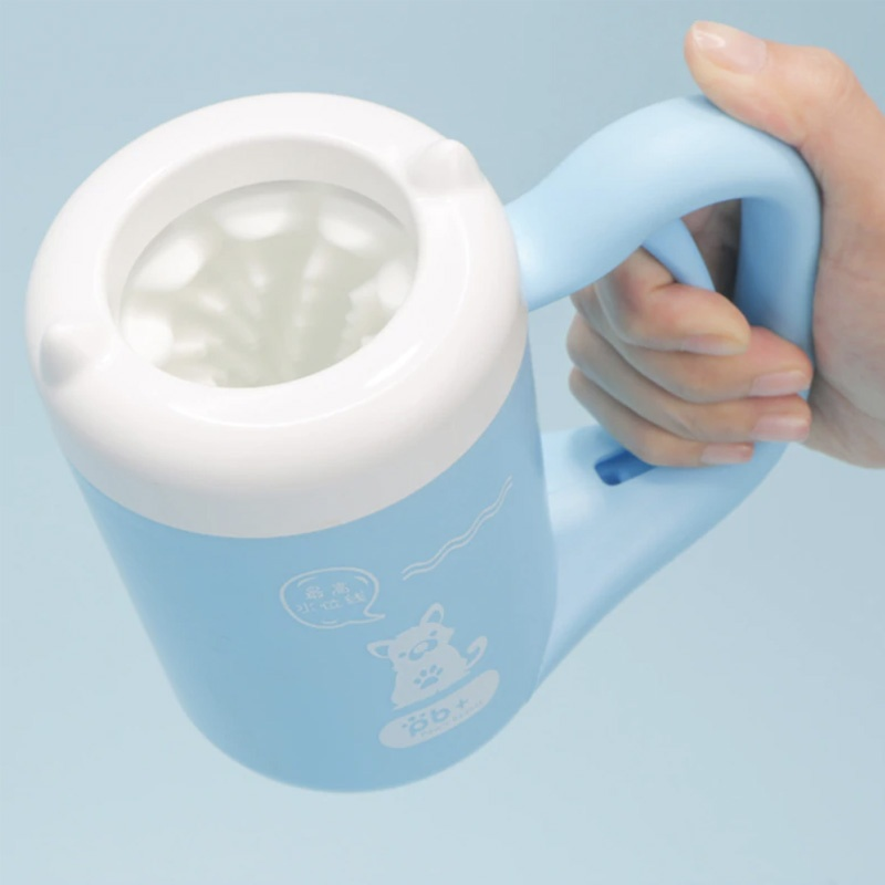 Чашка для мытья лап