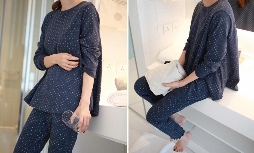 Женская пижама с Алиэкспресс 1