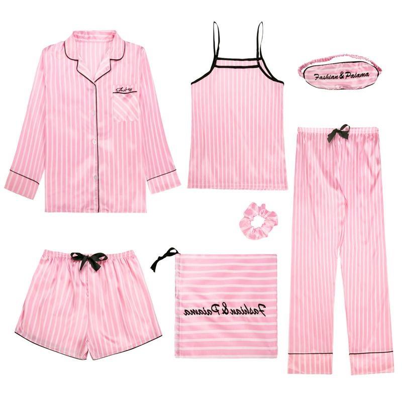 Женская пижама с Алиэкспресс 10