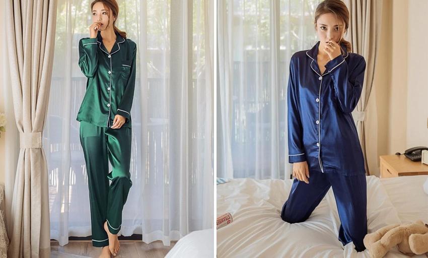 Женская пижама с Алиэкспресс купить