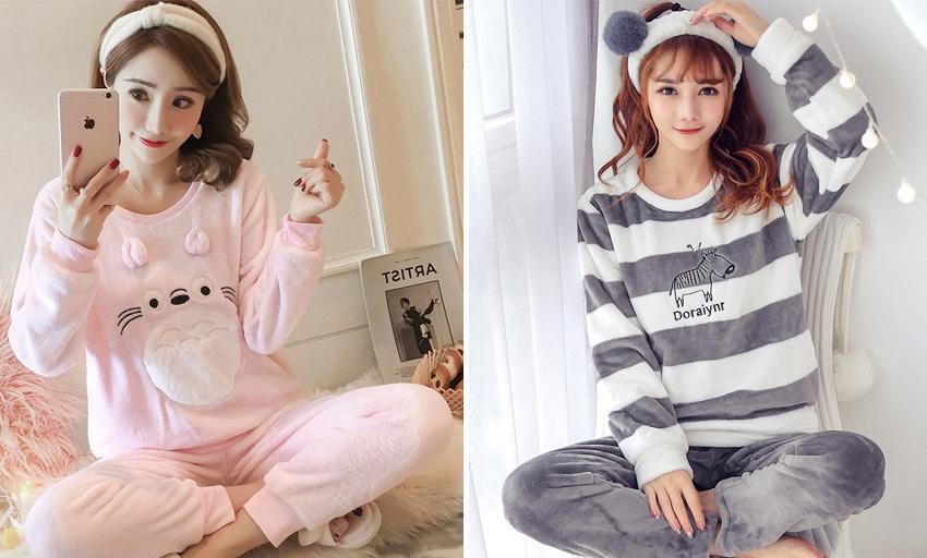 Женская пижама с Алиэкспресс 3