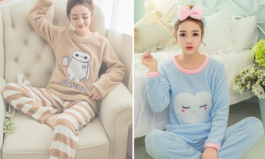 Женская пижама с Алиэкспресс 4