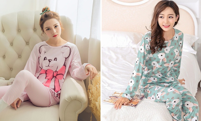 Женская пижама с Алиэкспресс 6