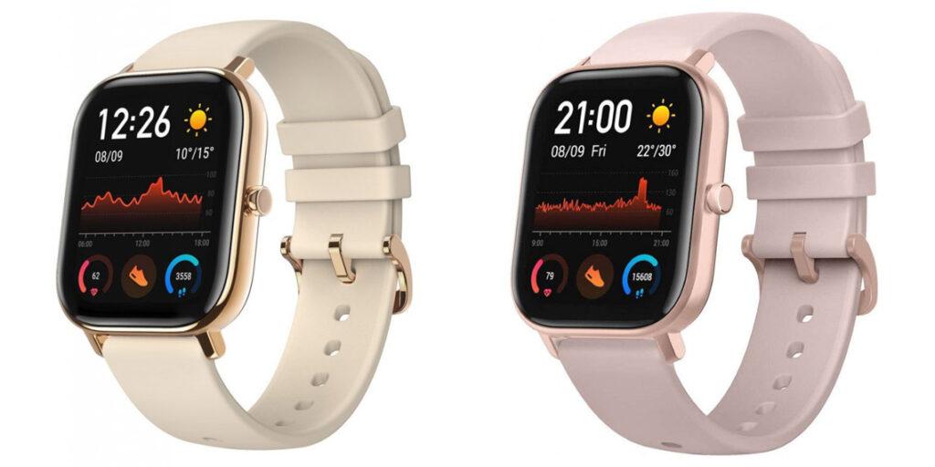 Amazfit GTS женские часы