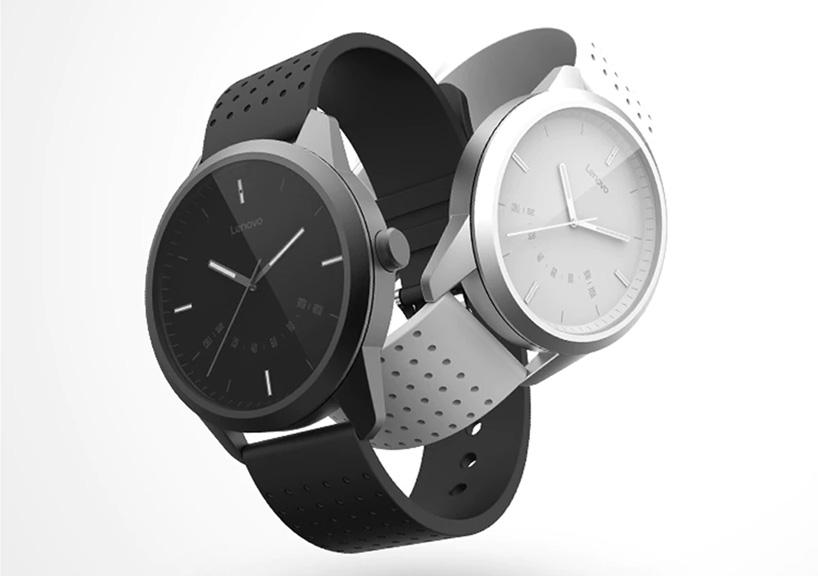 Смарт часы с круглым циферблатом и сапфировым стеклом.