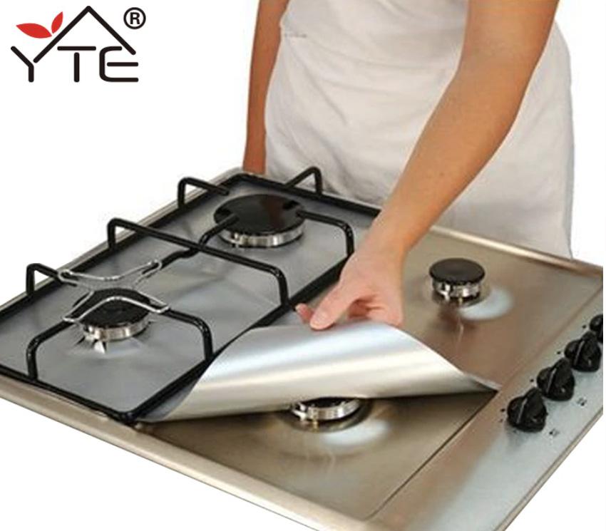 Защитное покрытие для газовой плиты