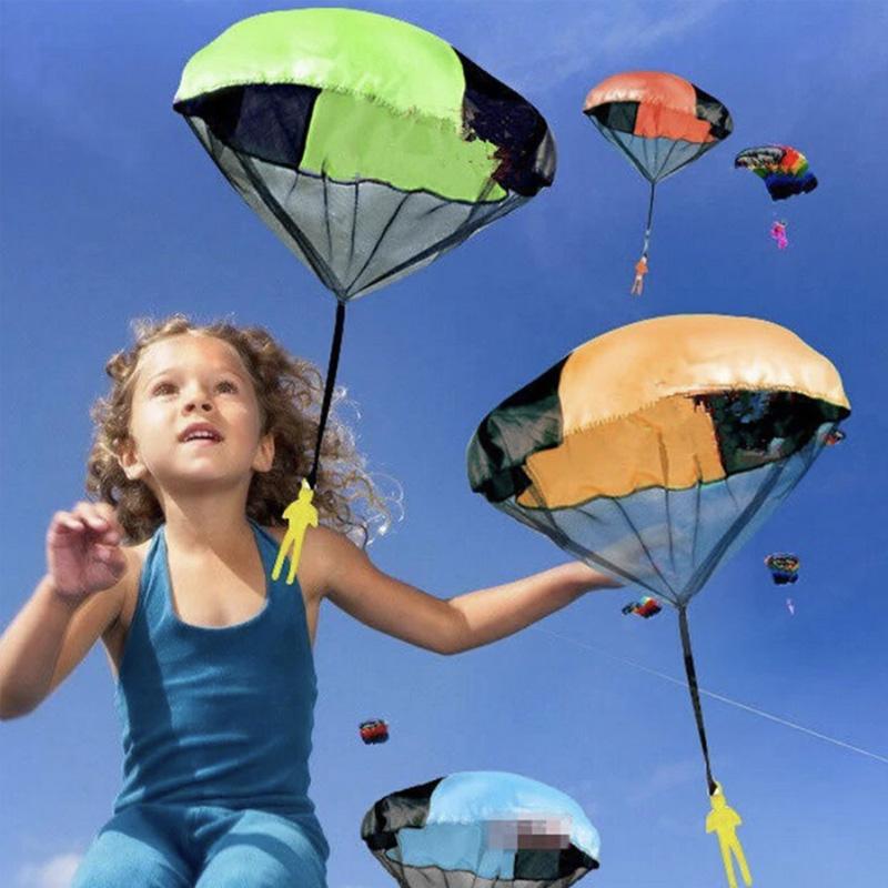 Игрушечный парашют