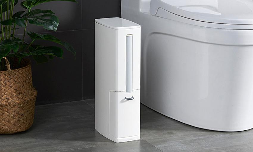 Мусорный контейнер для туалета
