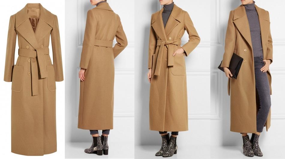 Осеннее пальто Алиэкспресс