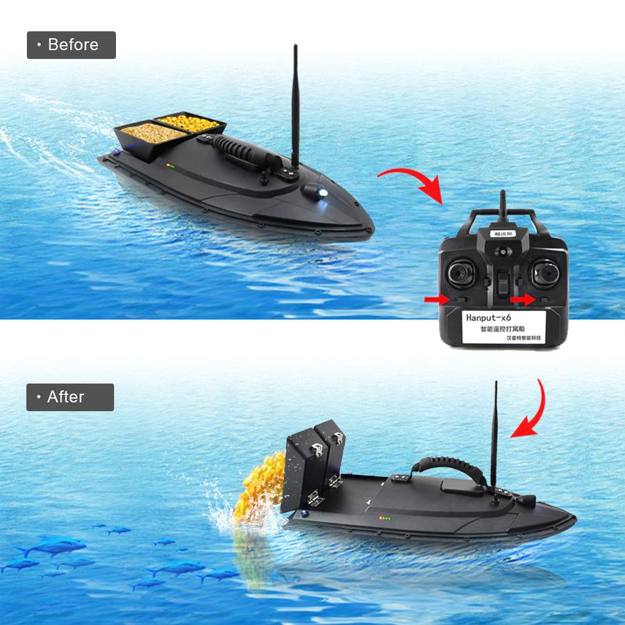 Рыболовная электро приманка