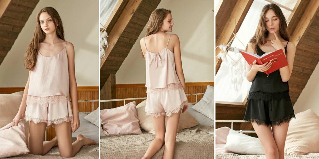 11-11 Кружевная пижама