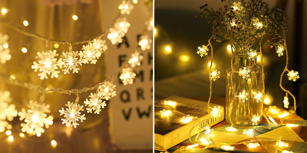 Гирлянда к Новому году