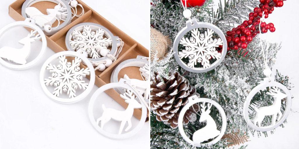 Подвески на елку к Новому году