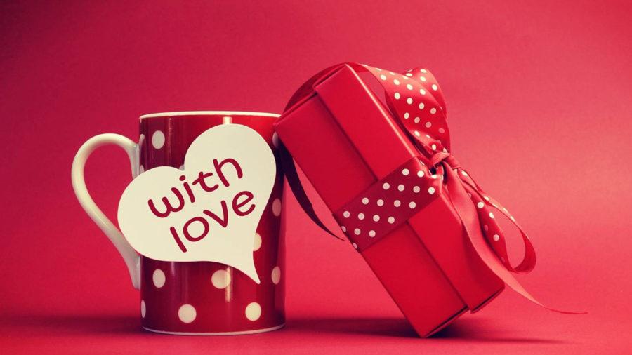 14 февраля - День Влюбленных - Подарки