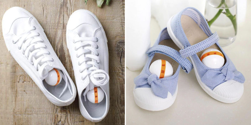 Шарики для обуви