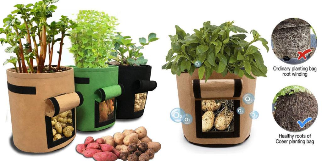 Мешки для садоводства