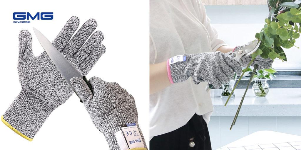 Перчатки против порезов