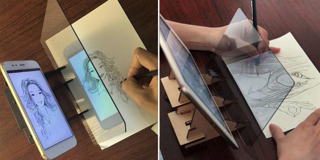 Проектор для рисования