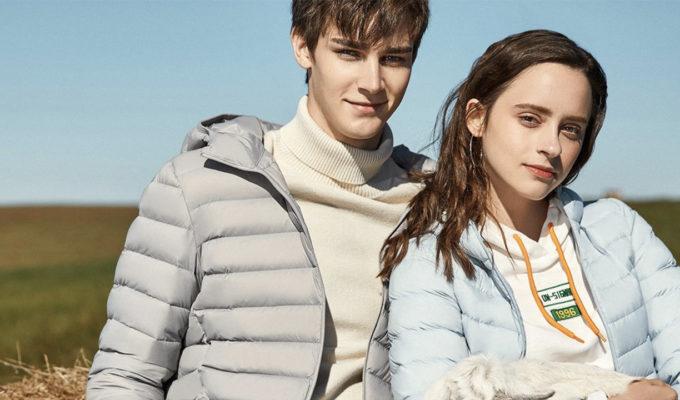Semir молодежная одежда с Алиэкспресс