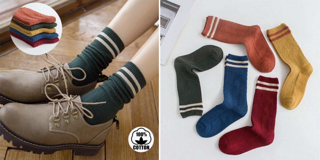 Женские носки Алиэкспресс