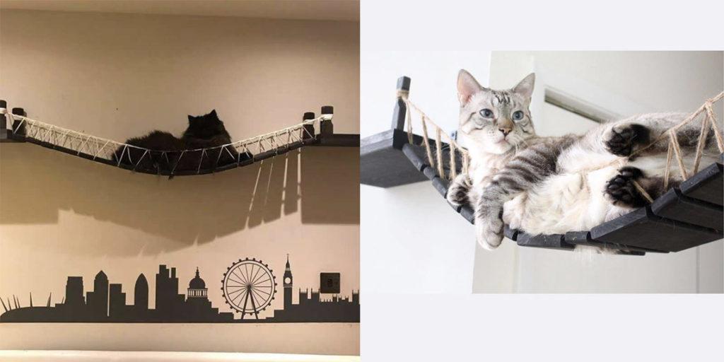 Мост для кошки