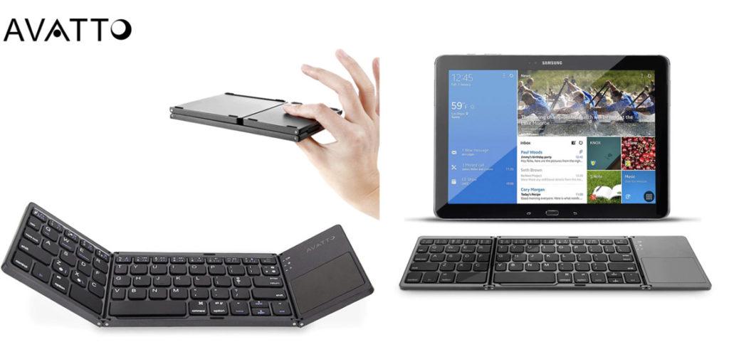 Складная клавиатура