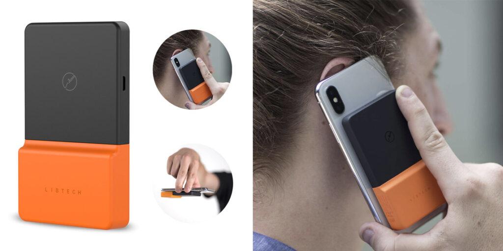 Беспроводная зарядка для телефона Brickspower