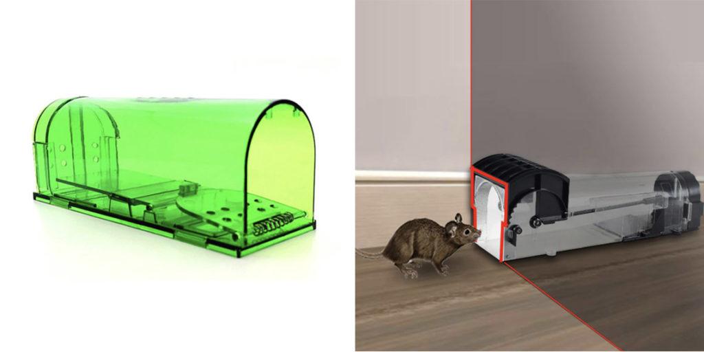 Ловушка для мышей и крыс
