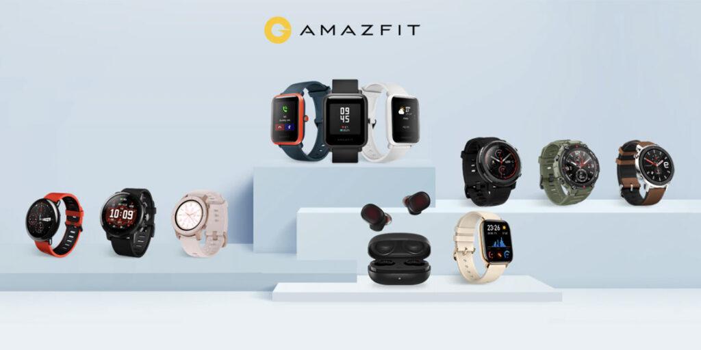 Amazfit Store на Алиэкспресс