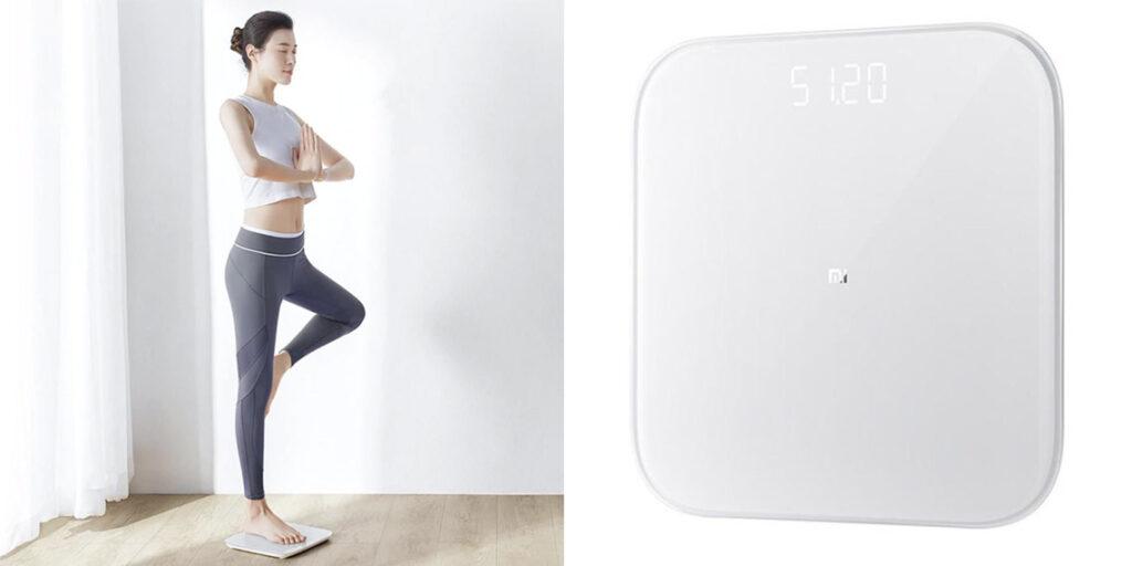 Умные весы Xiaomi Weight 2