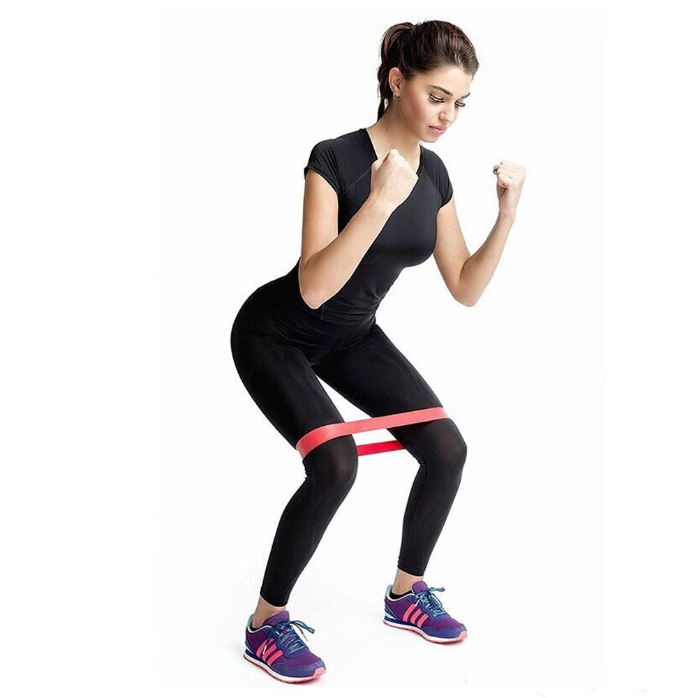 Фитнес-резинка с Алиэкспресс