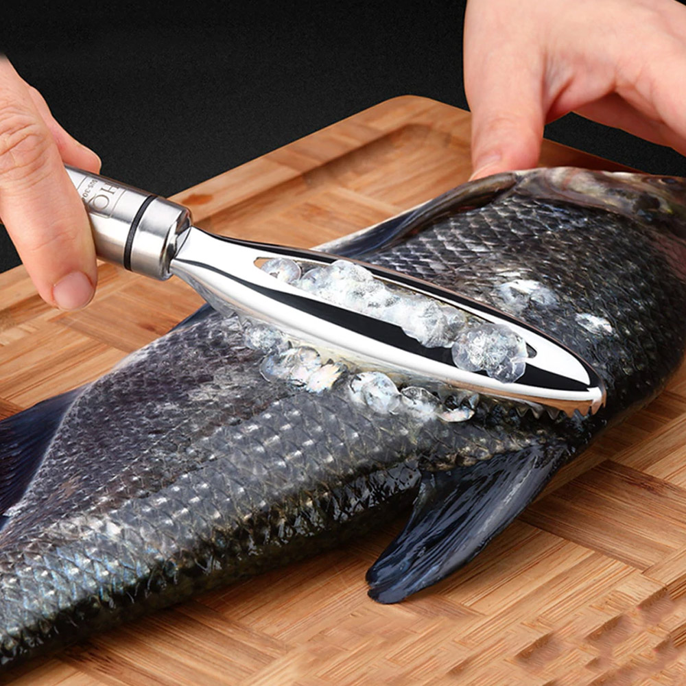 Нож для чистки рыбы