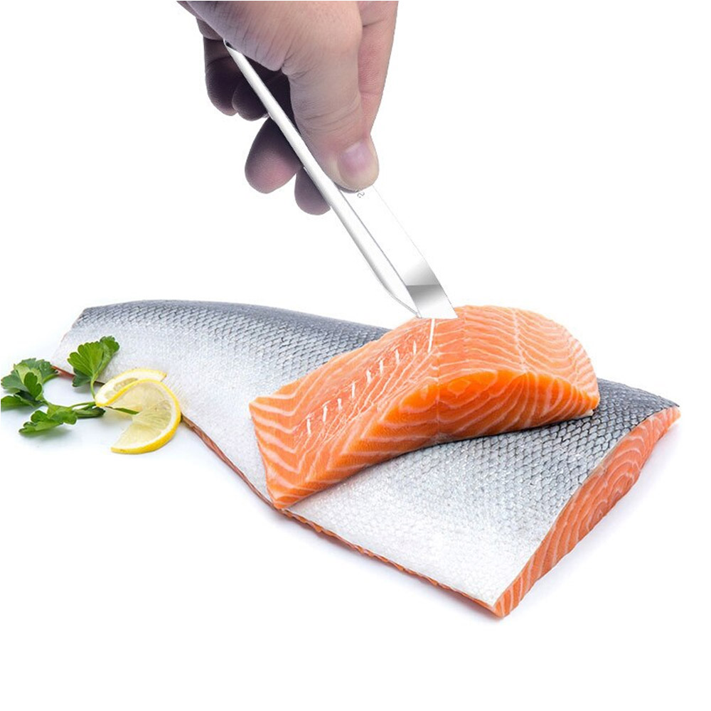 Пинцет для костей рыбы