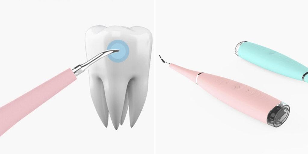Щетка для удаления зубного камня
