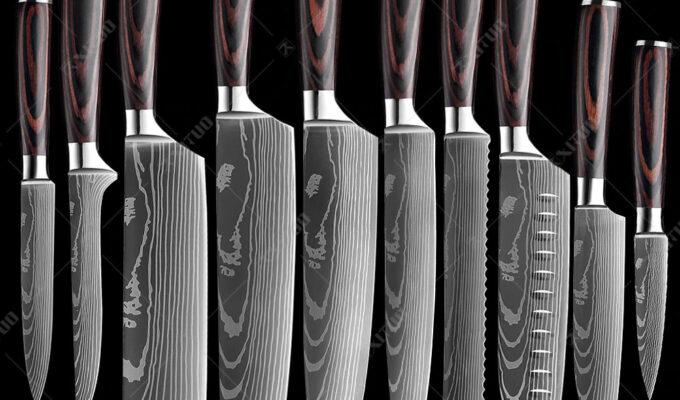 Японские кухонные ножи