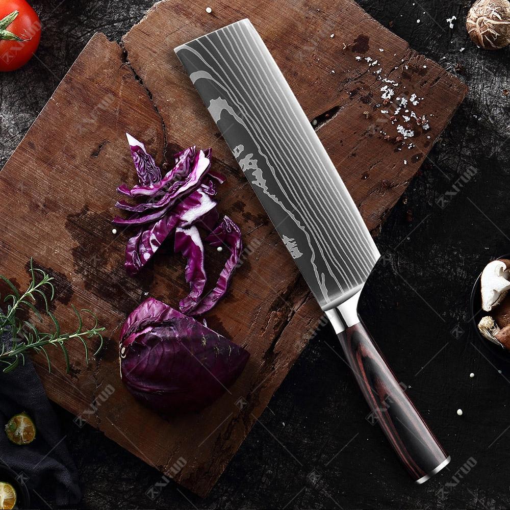 Японские ножи острые как бритва