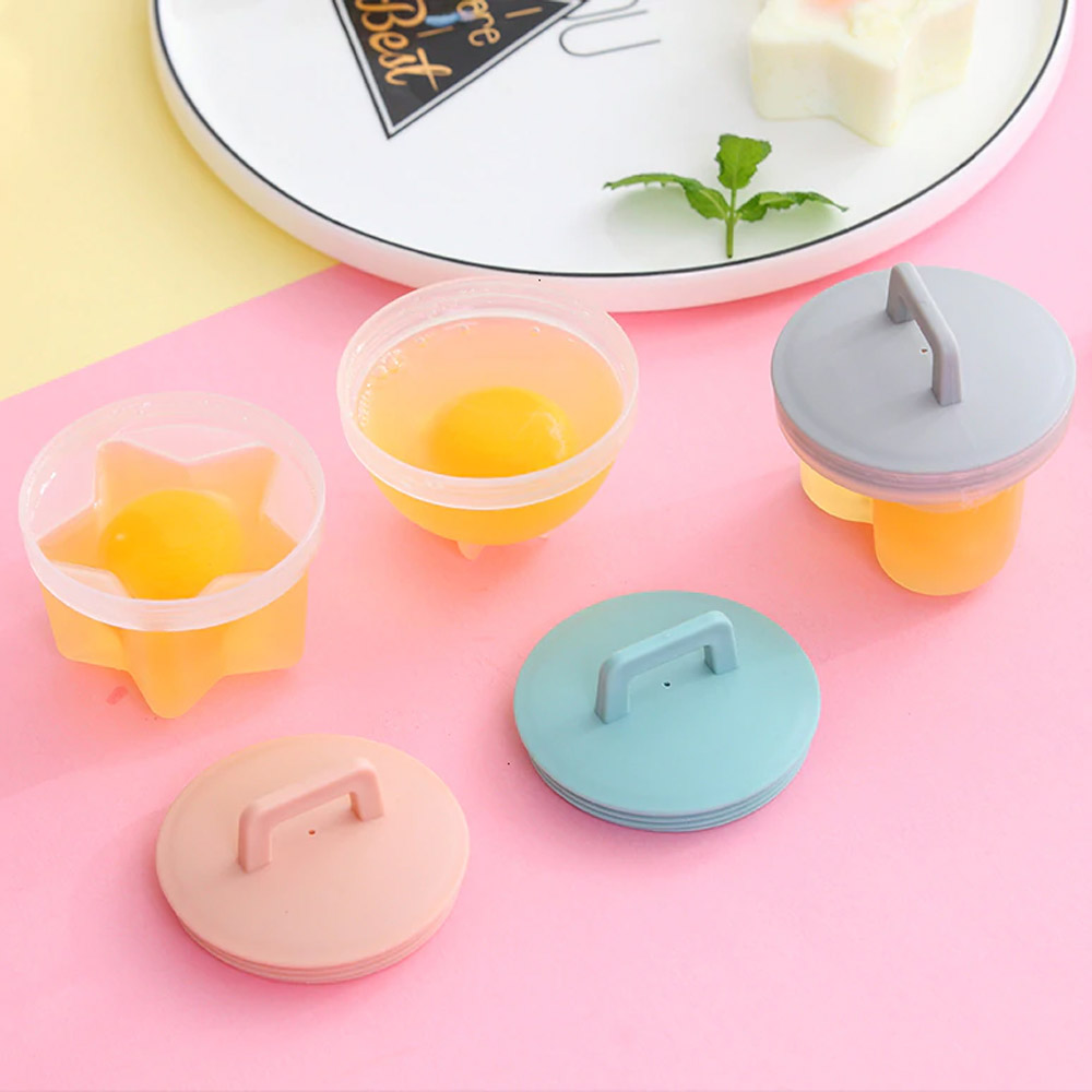 Формочки для яиц силиконовые