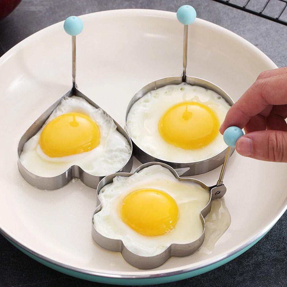 Формочки для яиц железные