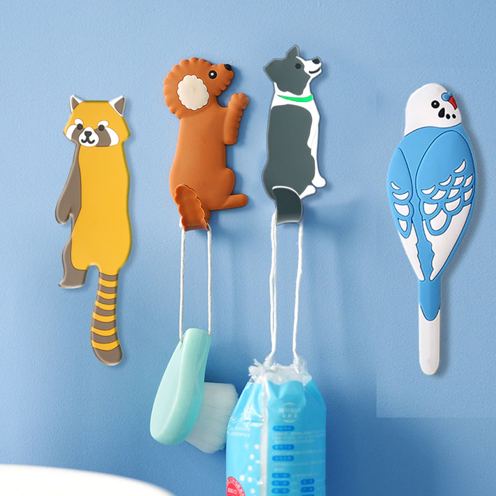 Крючки детские для ванной
