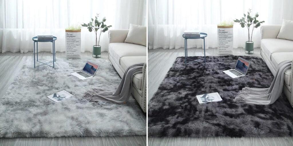 Плюшевый коврик с Алиэкспресс