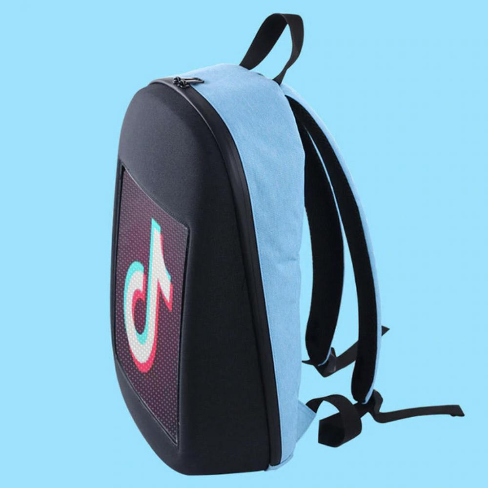 Рюкзак с Лэд экраном с алтэкспресс
